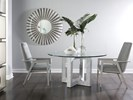 Heller Round Dining Table Base
