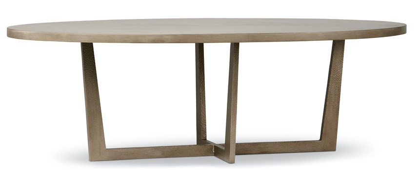 Carrick Oval Dining Table