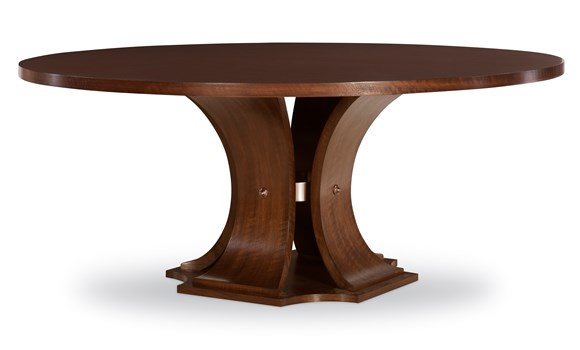 """Sanford 72"""" Round Dining Table"""