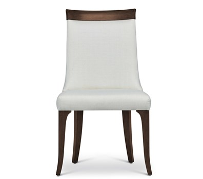 Mira Side Chair - Brunette