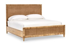 Coral Bay King Bed in Natural