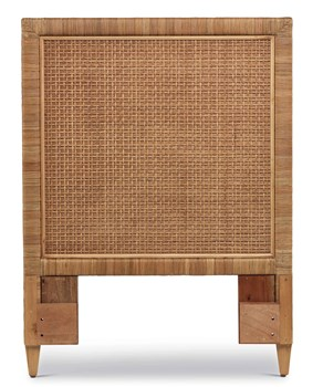 Coral Bay Twin Headboard Only In Natural