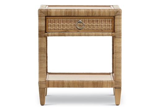 Coral Bay Night Stand in Natural