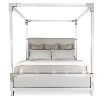 Rayleigh Canopy King Bed