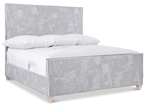 Merced King Panel Bed