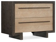 Miranda 2-Drawer Nightstand