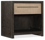Miranda 1-Drawer Nightstand