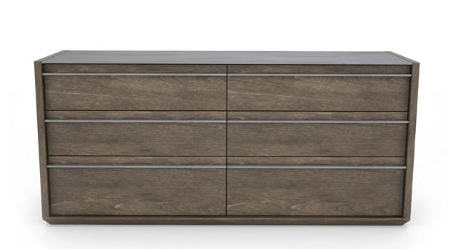 Clark 6-Drawer Dresser