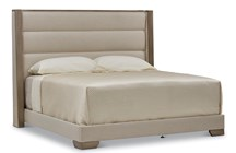 Century Club King Platform Bed