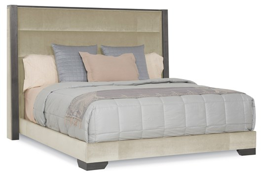 Century Club Queen Platform Bed