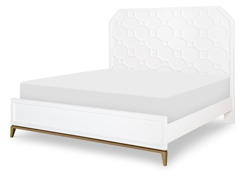 Cheswick Queen Panel Bed