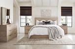 Milton Panel King Bed