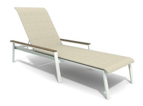 Echo Sling Stacking Chaise