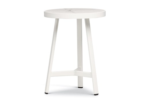 "Marin 18"" Round Side Table"