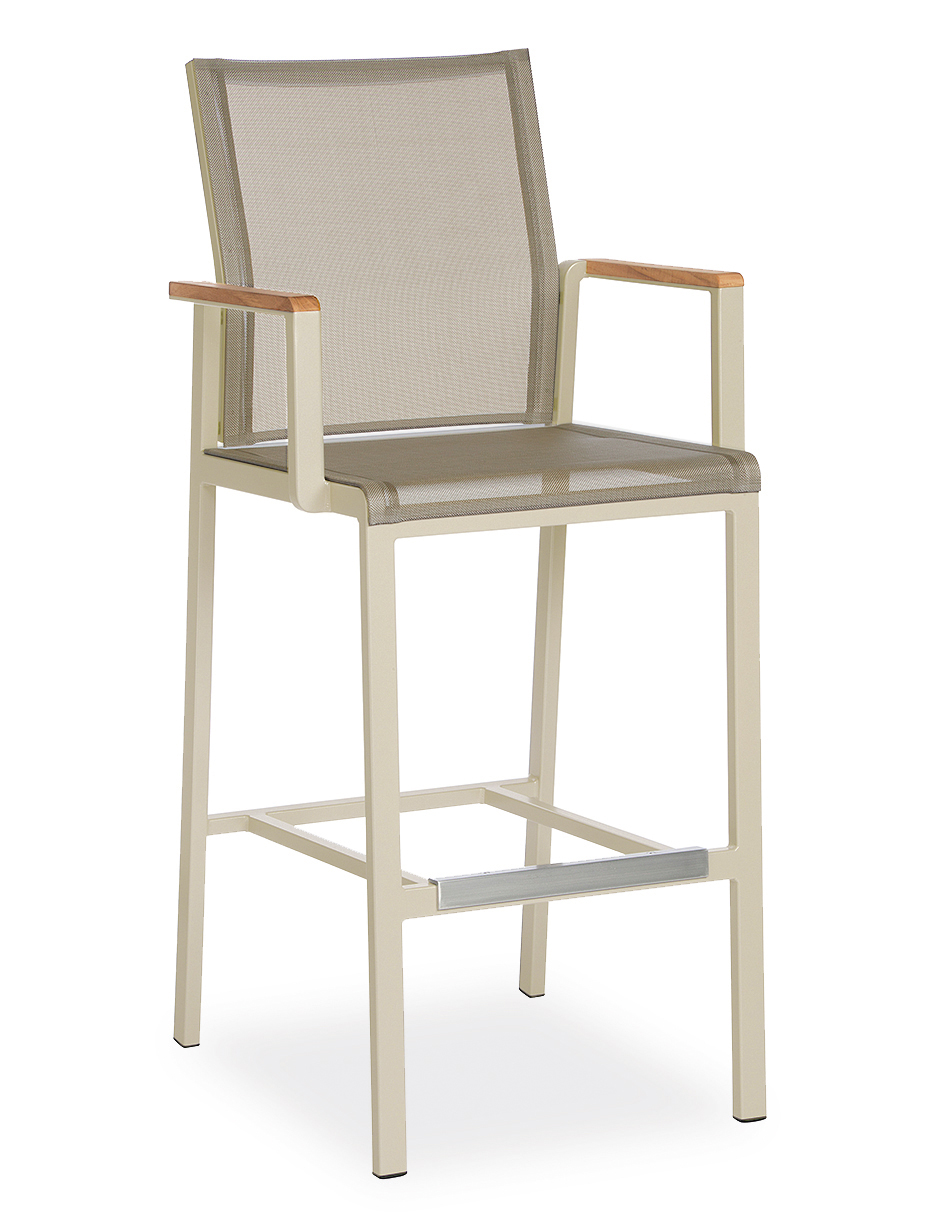 Carver stool outdoor dining chairs barlow tyrie robb stucky