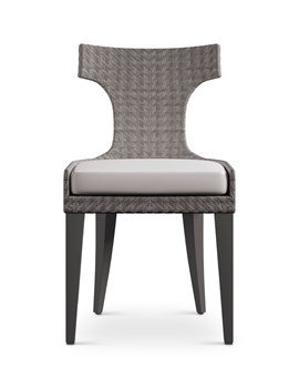 Marco Wicker Side Chair