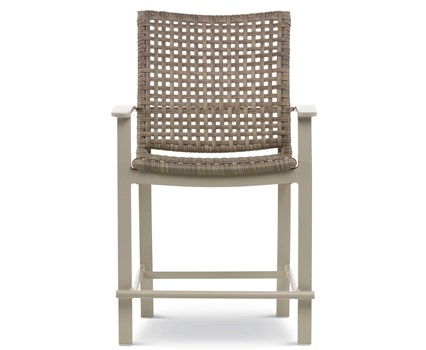 Balcony Woven Counter Stool