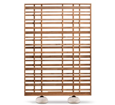 Woodland Teak Screen I