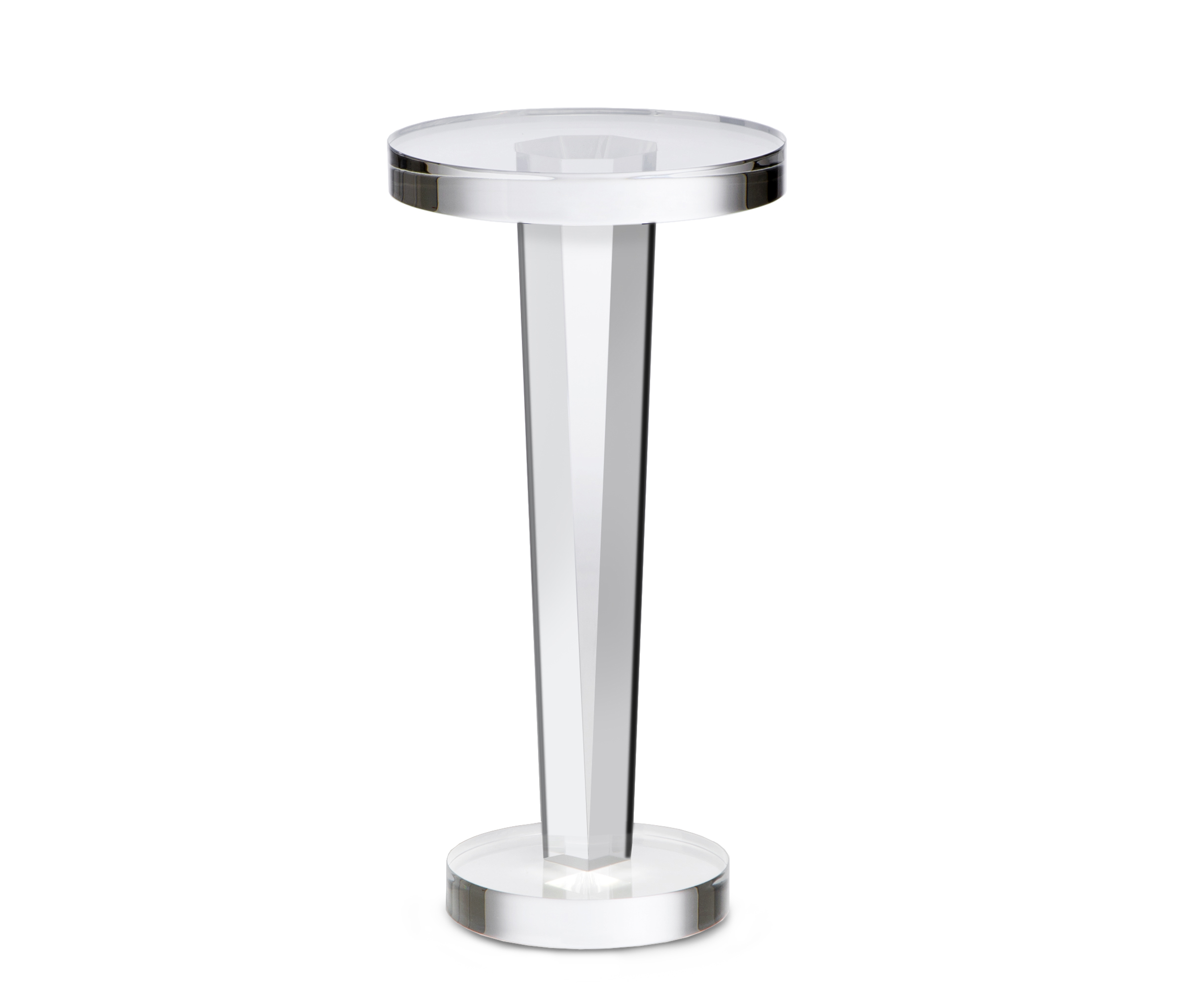 Liora Drink Table Living Room Side Accent Tables Interlude Home Robb Stucky