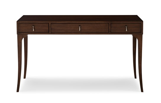 Acadia Writing Desk - Brunette