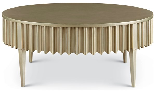 Reese Round Cocktail Table