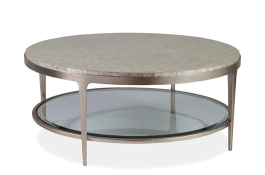 Gravitas Round Cocktail Table