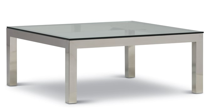 Vienna Square Cocktail Table II