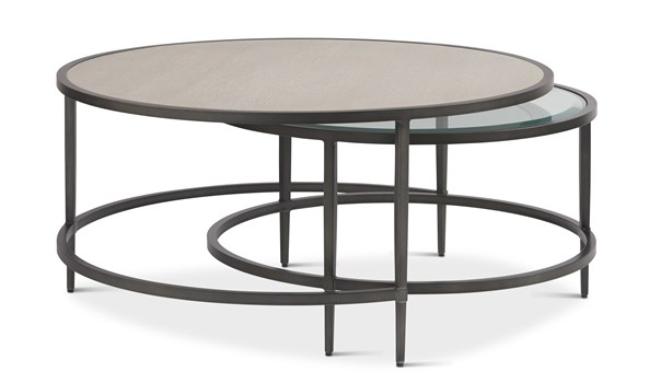 Uptown Nesting Cocktail Tables