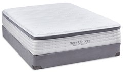 Poinciana Eurotop Queen Mattress