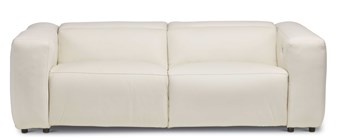Cosmo Power Motion Leather Sofa