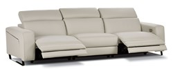 Vogue 3-piece Power Sofa
