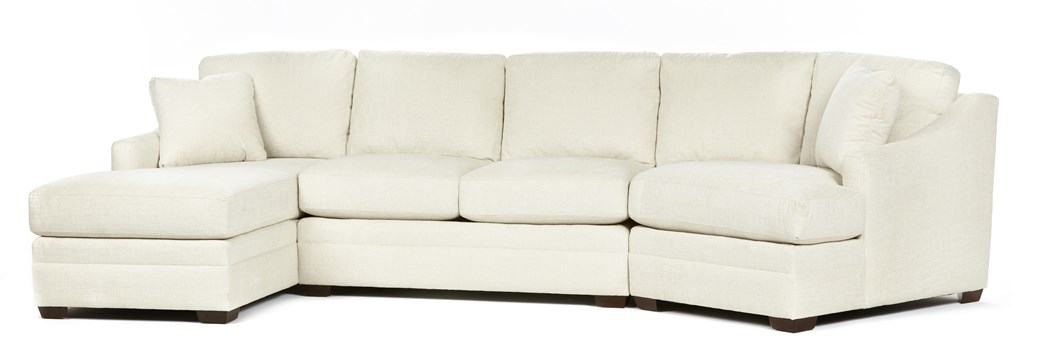 Cuddler 3-Piece Sectional