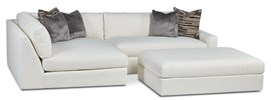 Gladiator 3 PC Sectional