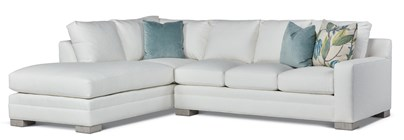 Flagler Plush Sofa