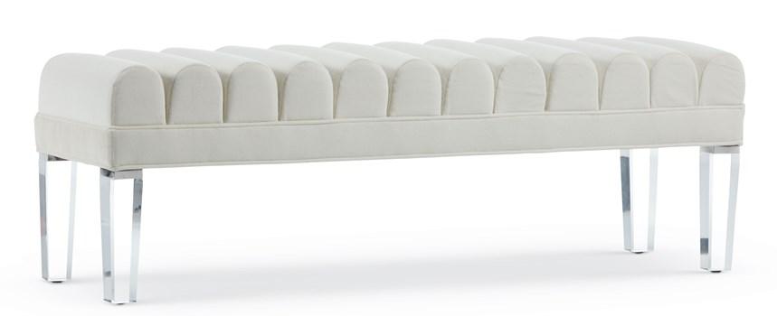 Jadeite Armless Bench