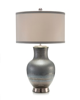 Bronze Reflections Table Lamp