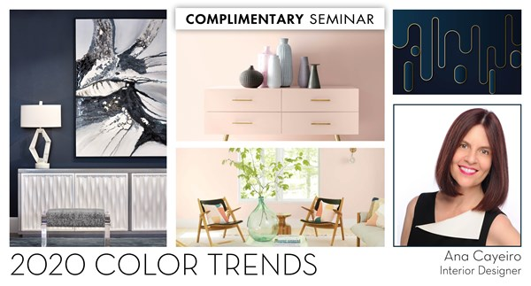 2020 Color Trends