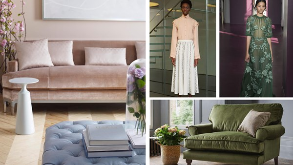 Fashion Trends to Living Spaces