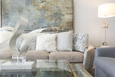 Yacht & Racquette Club Residential Home Design by Barbara Musial