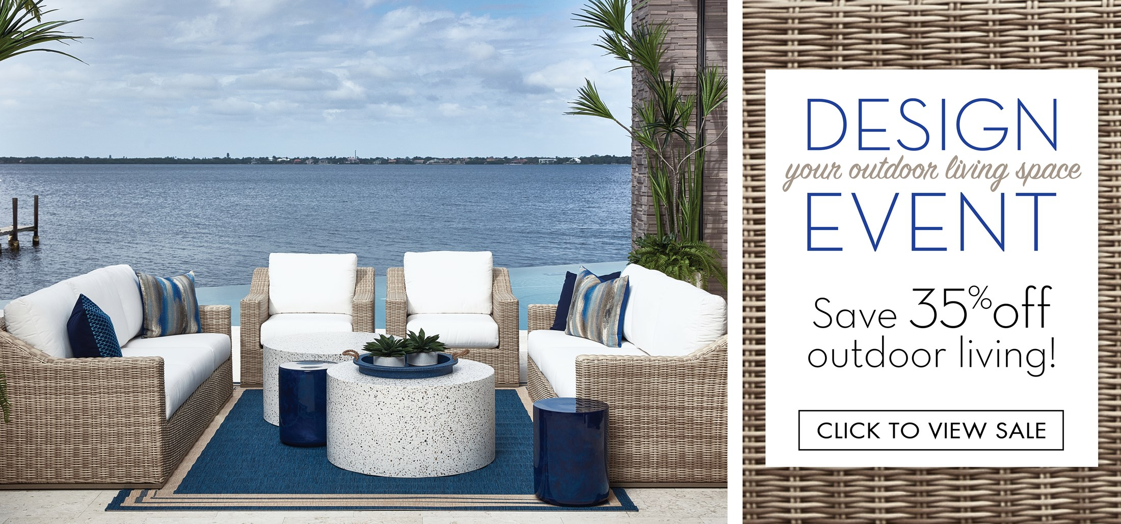 Outdoor Living Sale
