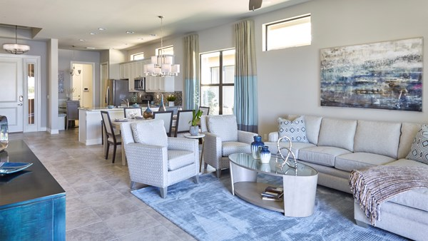 Venetian Pointe Model Home Tour