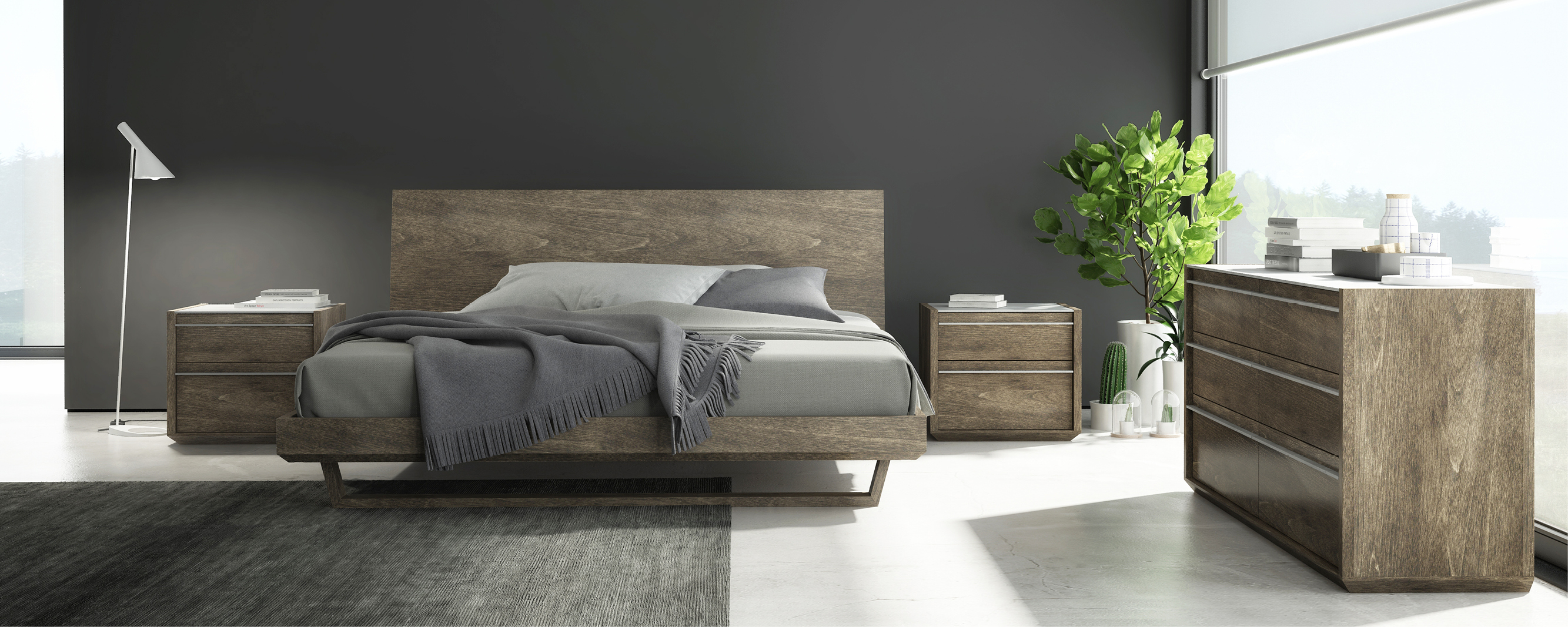 New Bed Store Decoration Ideas
