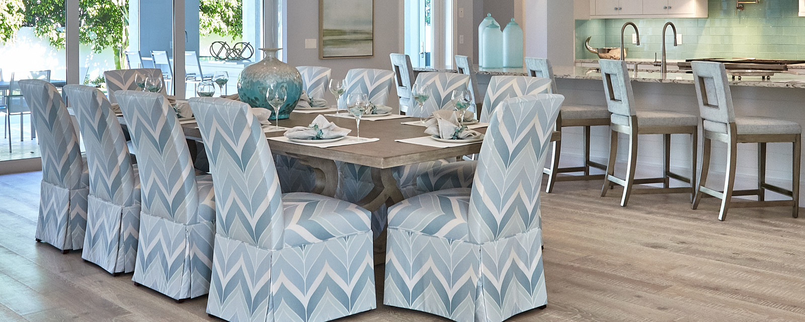 Turquoise Dining Room Frasesdeconquista Com