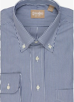 Gitman-Button-down-Bengal-Stripe