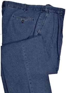 Berle-100-Cotton-Jean-Pleated-or-Flat-Front
