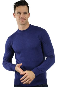 Raffi-Linea-Uomo-Merino-Wool-Crew-Mock-or-Turtleneck