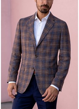 Max-Davoli-Sport-Coat-Red-Check-Modern-Fit