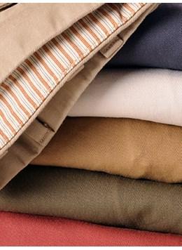 Bills-Khakis-Vintage-Twill-Pleated--Flat-Front