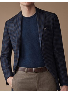 Jack-Victor-Sport-Coats-Fall-2019-Blue-Black-Check
