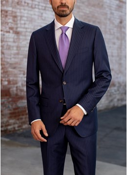 Baroni-Couture-Sport-Coat-Multi-Color-Silk--Wool-Blend